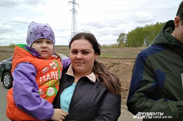 Снежана Ваганова получения квартиры по суду ждала два года.