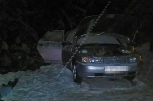 При столкновении автомобиля Богдан и грузовика MAN погиб пассажир леквовушки