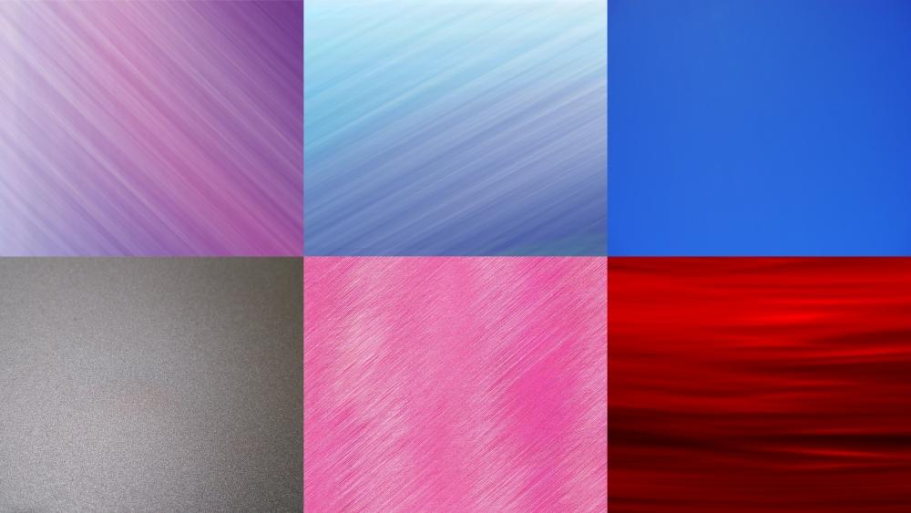 В лидеры этого сезона вышли шесть цветов.