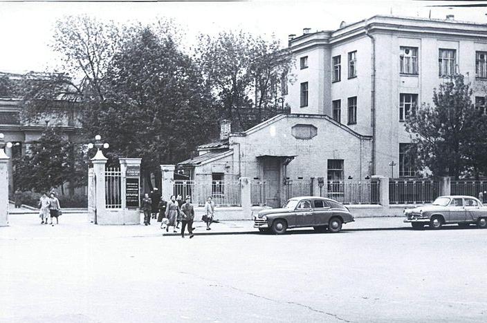ГКБ Боткина, 1950 год.