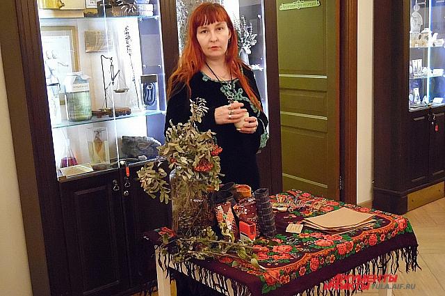 Екатерина Зернова.