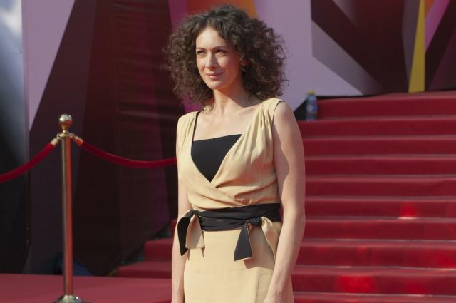 Ксения сама написала тексты для своих речей на церемонии открытия Венецианского кинофестиваля на итальянском языке.