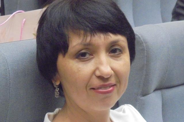Марина Нургалиева