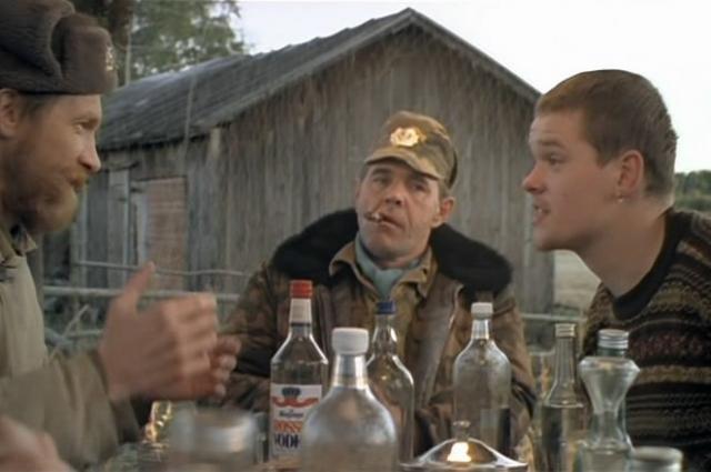 Кроме Вилле Хаапасало звездами стали такие актеры, как Александр Булдаков и  Виктор Бычков.