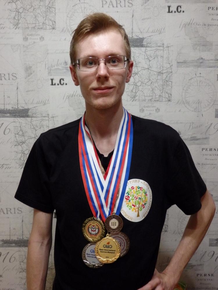 Владислав Кораблинов.