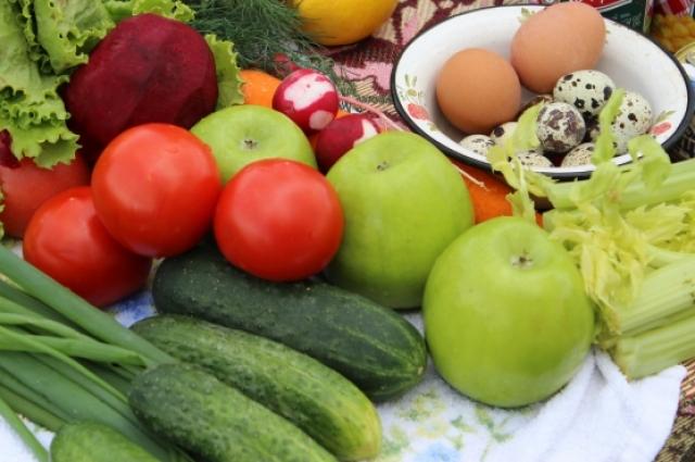 В каждом вашем салате сохранится целая палитра летних витаминов