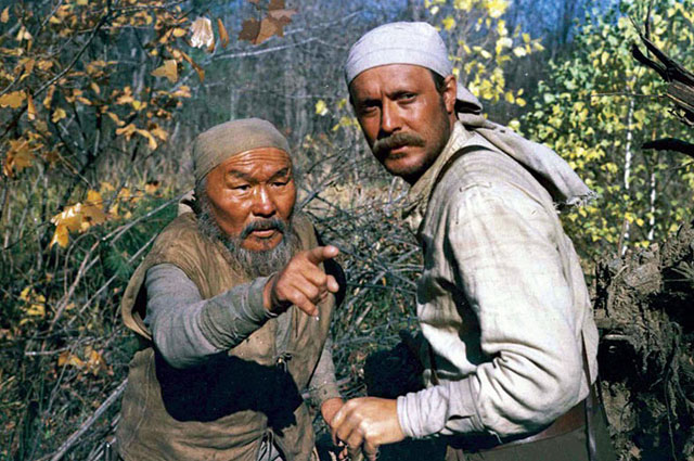 Фильм Акиры Куросавы Дерсу Узала . 1975 год
