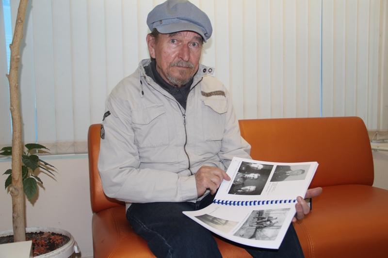 Юрий Дмитриевич Крылов, сын героя