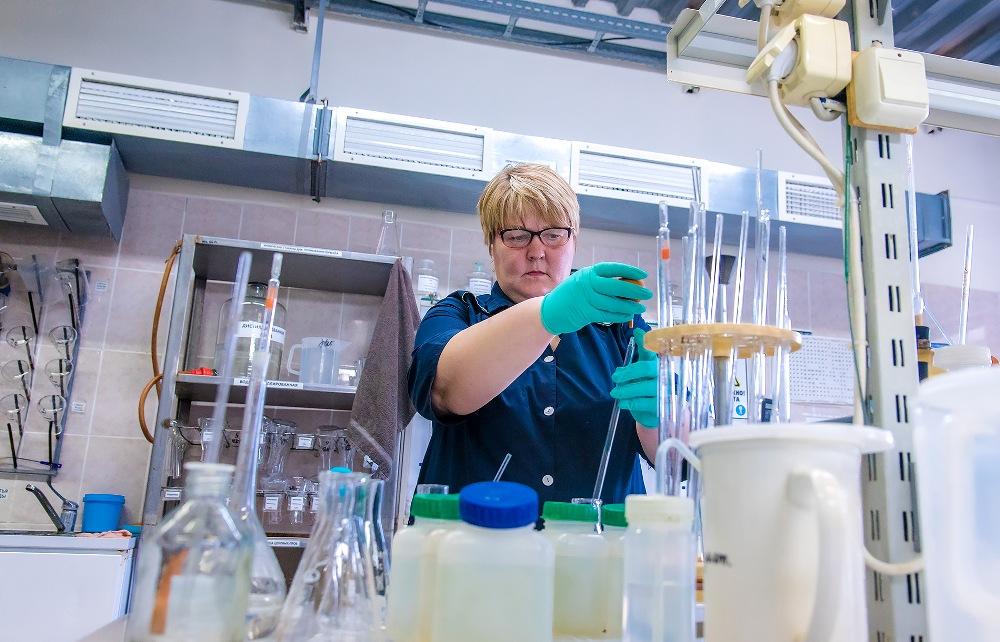Лабораторные проверки - важная часть работы.