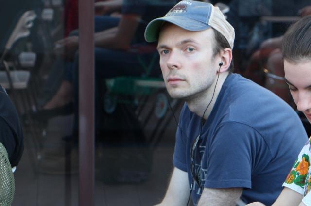 Антон Егоров.