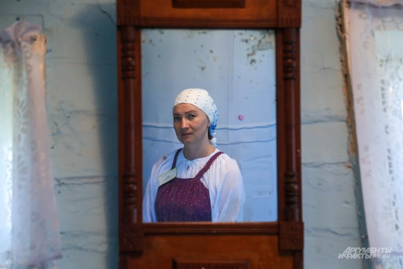 Зеркало, которое снимает венец беззбрачия