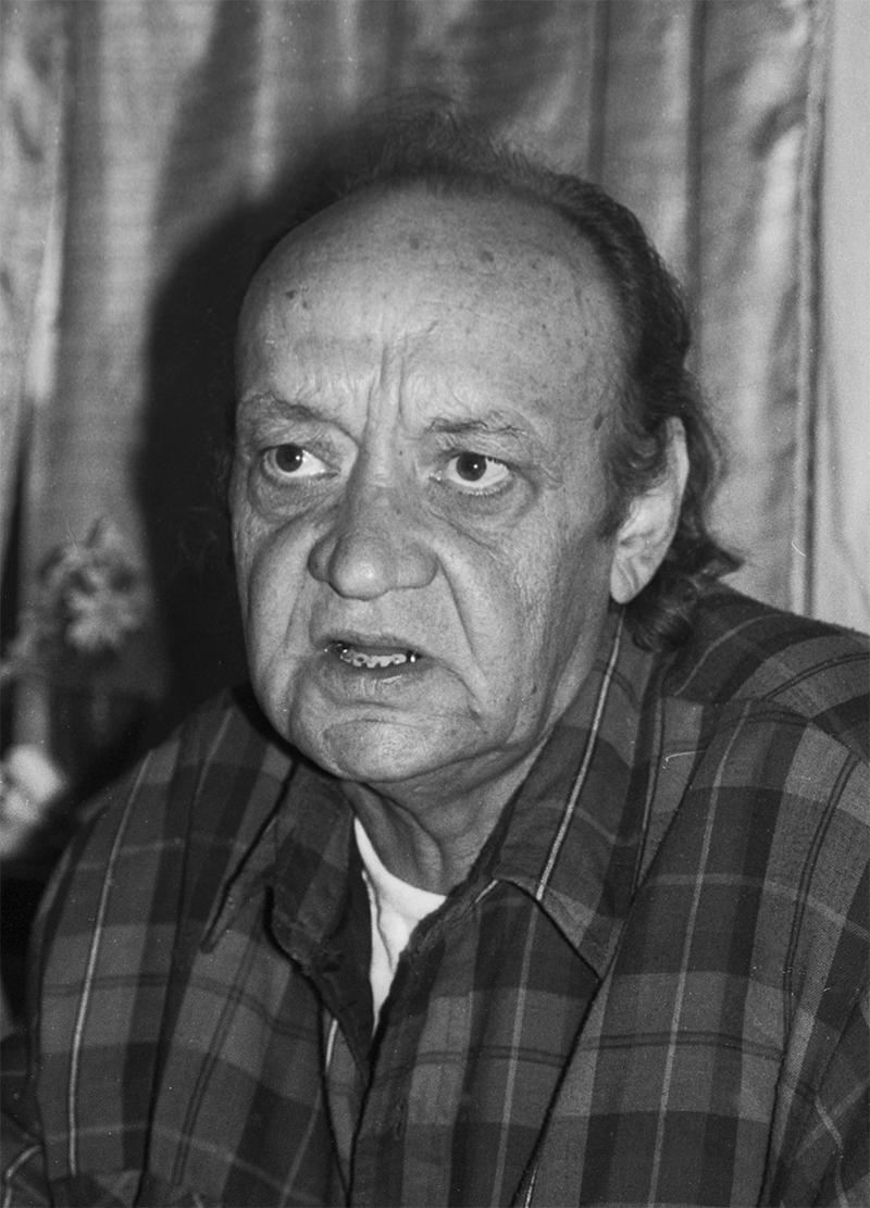 Лев Перфилов. 1994 год.