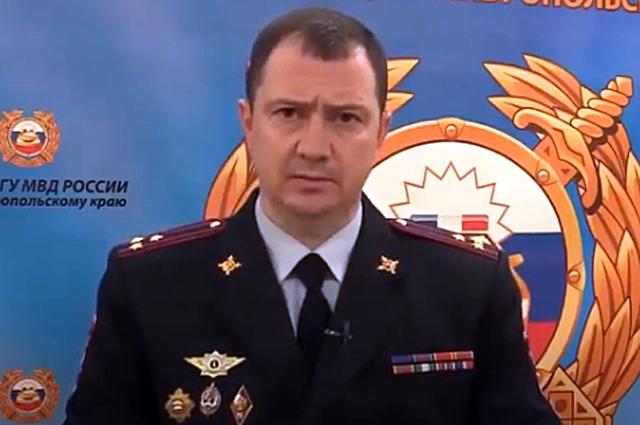 Алексей Сафонов.