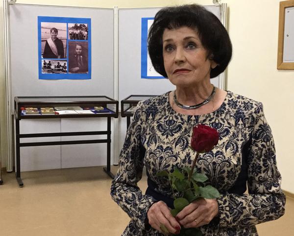 Нина Черемисина.