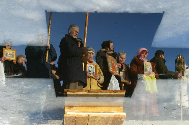 крещение в Твери