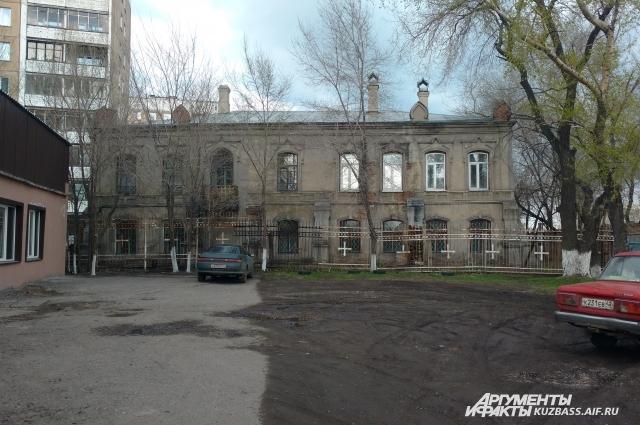 В доме купца Васильева появился кузнецкий исполком.