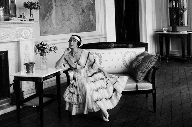 Кшесинская была примой Мариинского театра.