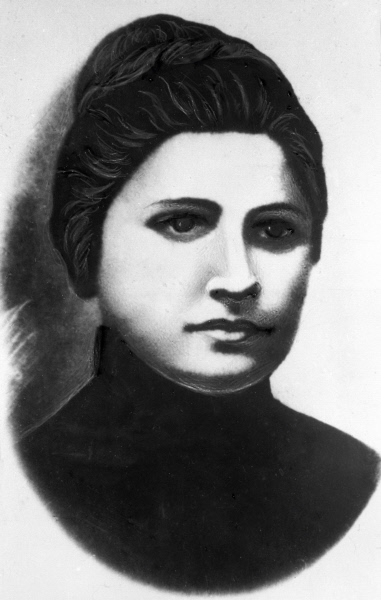 Екатерина Сванидзе, мать Якова Джугашвили
