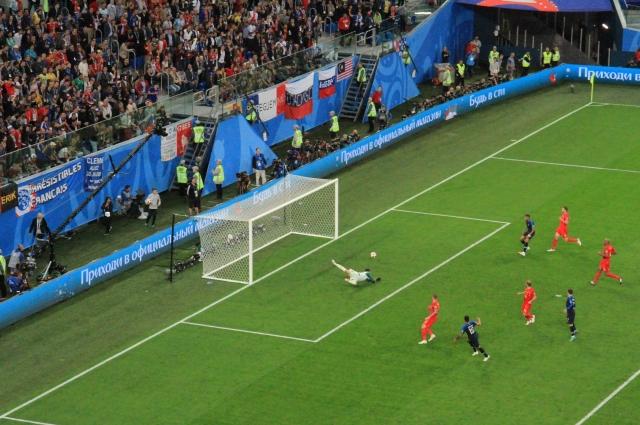 Блестящая игра Тибо Куртуа не спасла бельгийцев от поражения.
