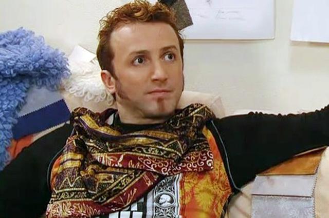 Виталий Егоров в сериале «Не родись красивой».