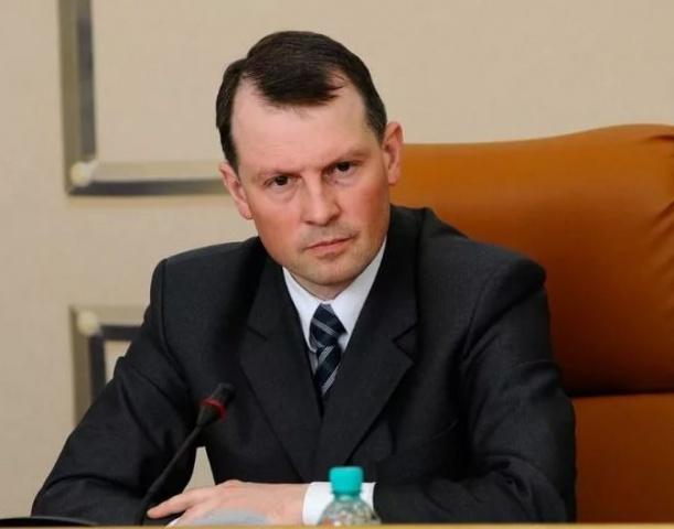 Министр экологии Красноярского края Владимир Часовитин