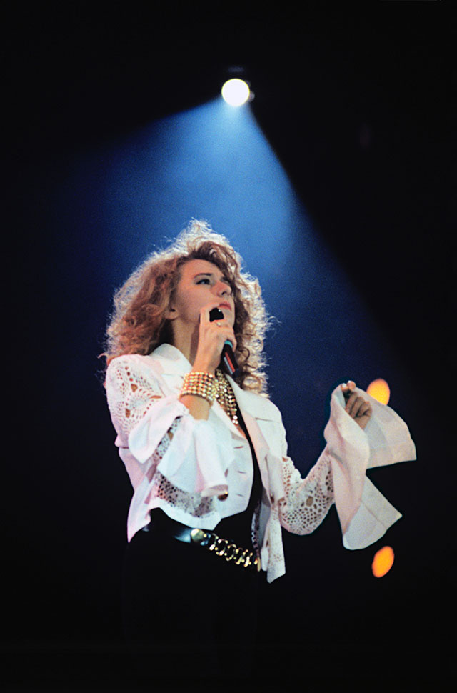 Алена Апина, 1993 г.