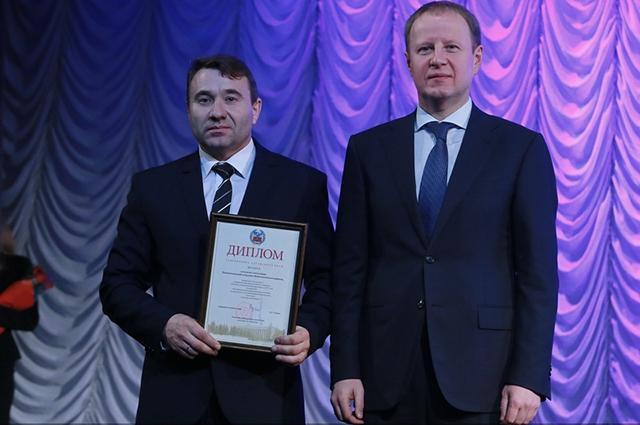 VIII Съезд Ассоциации «Совет муниципальных образований Алтайского края»