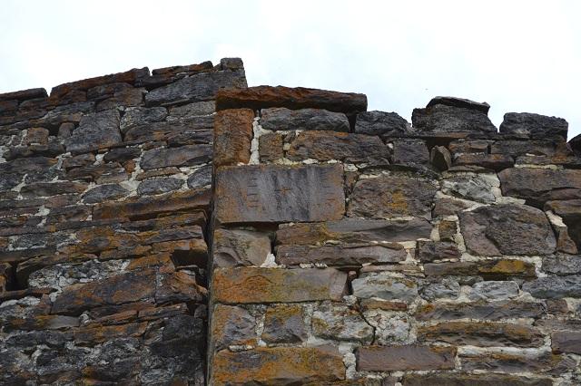 Ингушские жрецы определяли наступление нового года по камням с насечками.