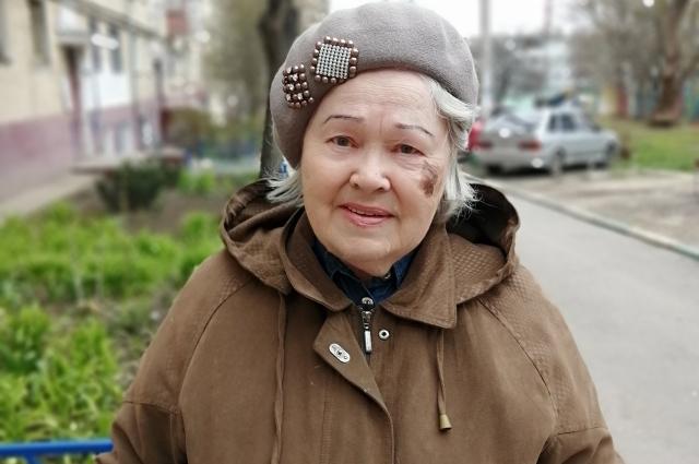 Тамара Воробьева, 81 год.