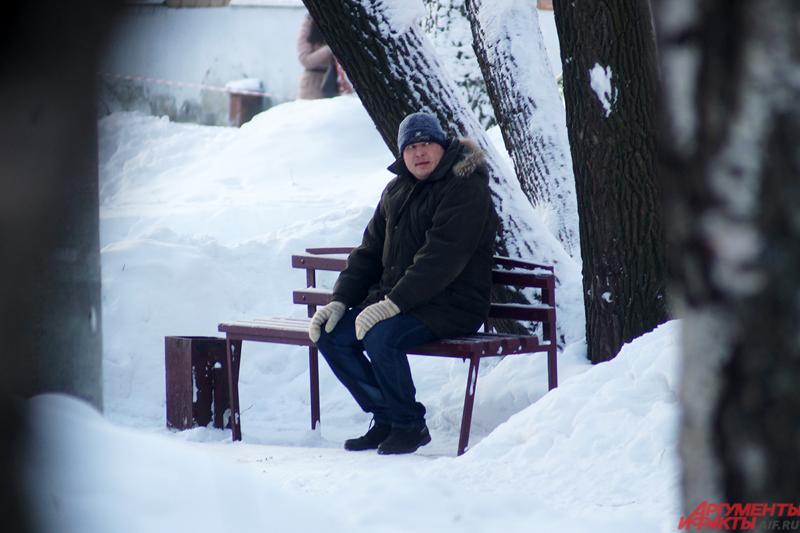 Часть пермяков признаётся, что им нравится суровая морозная погода.