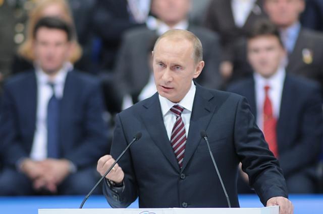 Путин умеет убеждать.