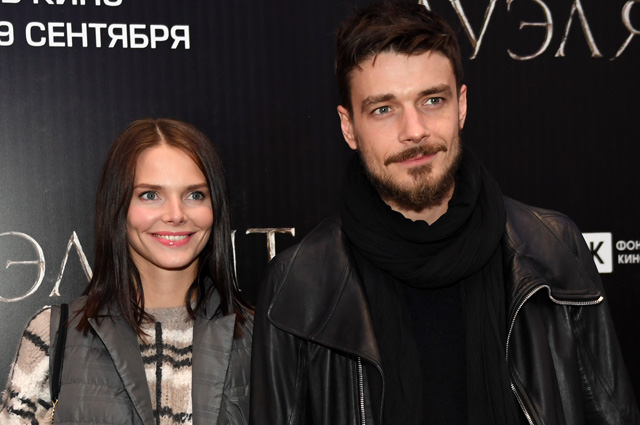 Елизавета Боярская и Максим Матвеев