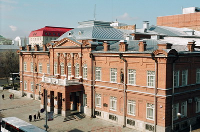 Театр оперы и балета Уфа