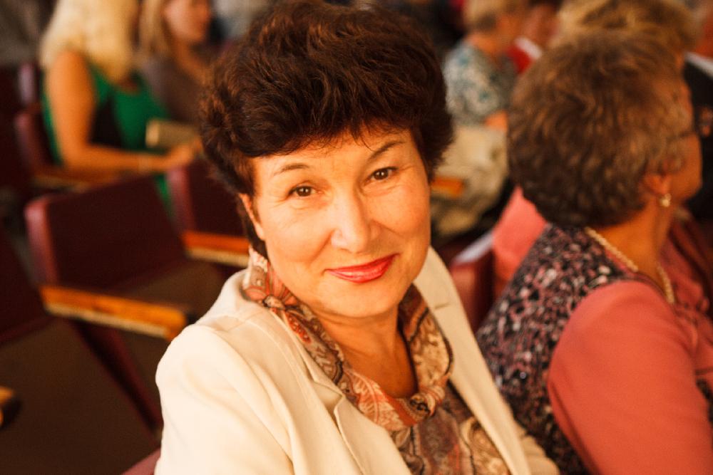 Екатерина Дмитриевна Саморукова.
