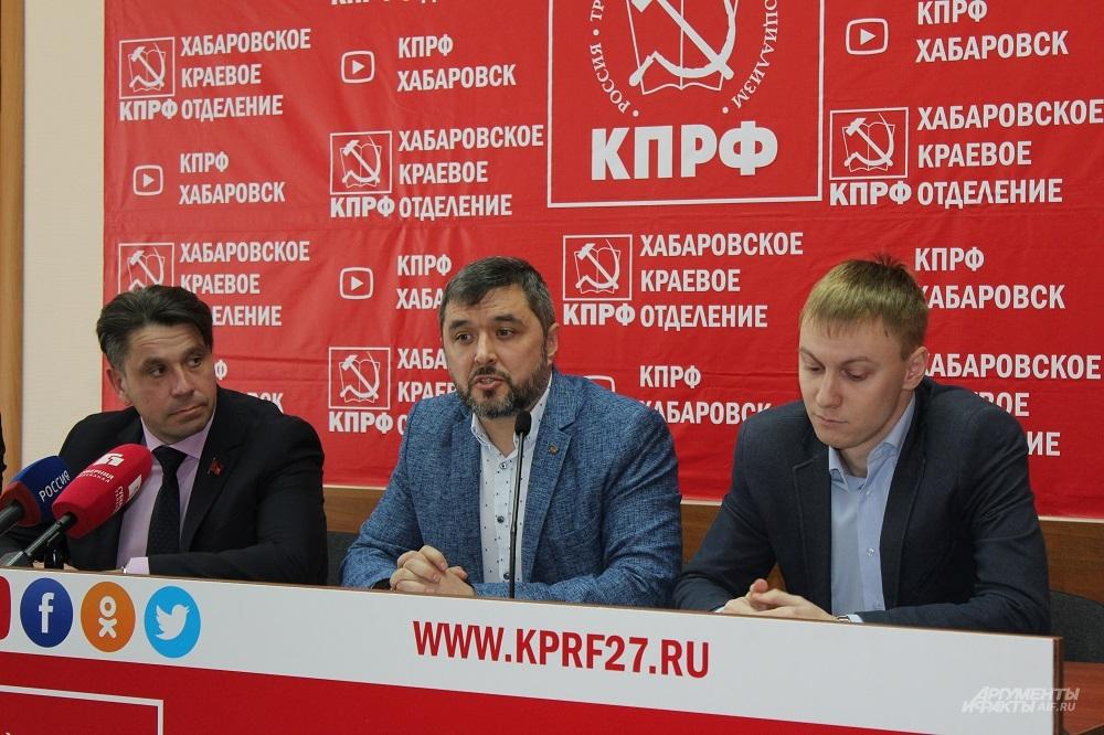 Партийцы намерены активнее участвовать в муниципальных выборах