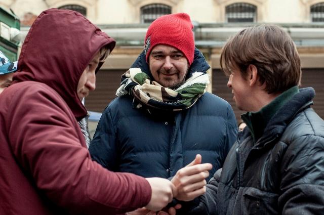 Съемки проходят в Петербурге и Кронштадте.