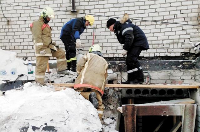 Жилой дом в Перми продолжат ремонтировать.