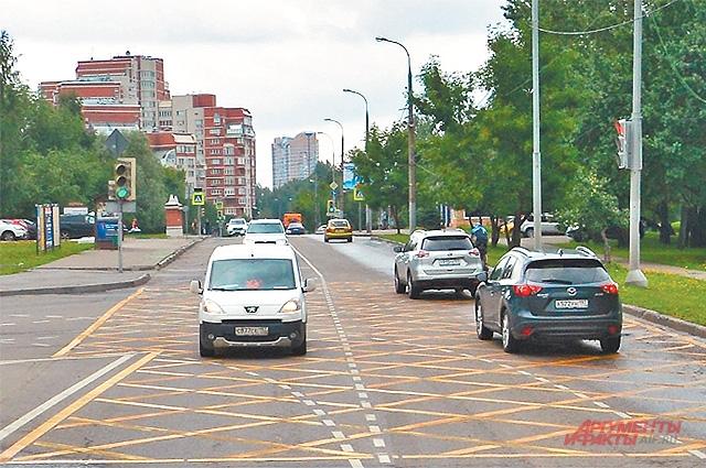 Протяжённость улицы архитектора Власова– 3,3км.