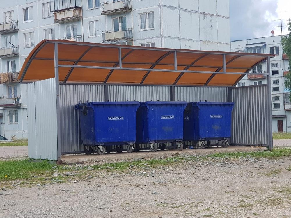 С вывозом мусора теперь будет полный порядок.