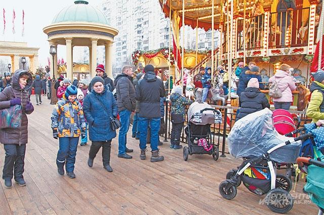Программа зимнего фестиваля такая насыщенная, что успетьбы всё охватить!