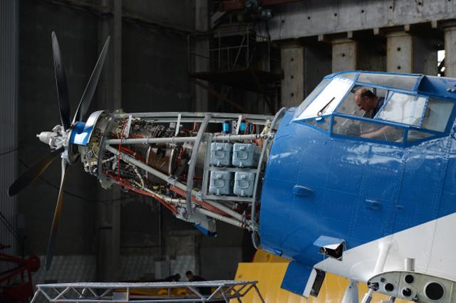 Ремоторизация Ан-2