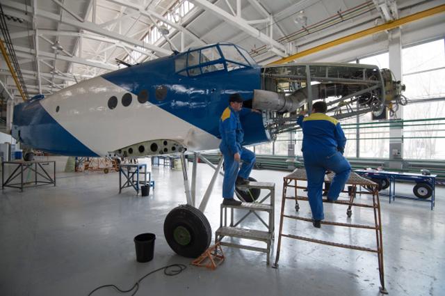 Ремоторизация Ан-2 в СибНИА