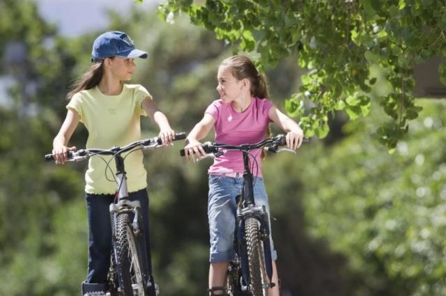 Весна! Пора седлать велосипеды!