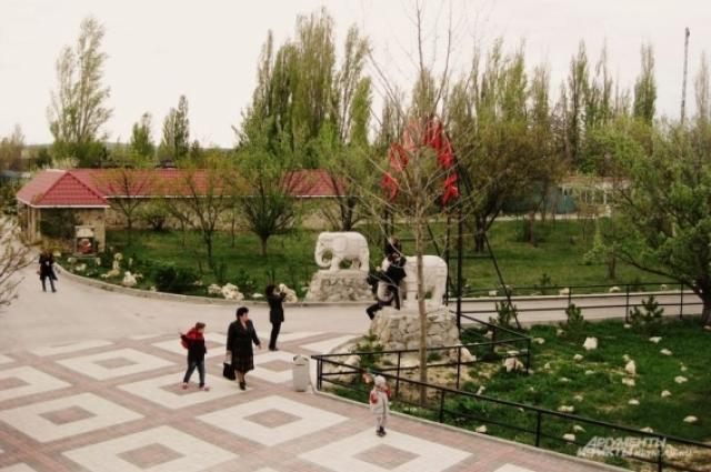 Парк-львов «Тайган».