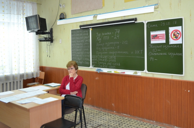 В каждом классе установили по несколько камер видеонаблюдения.