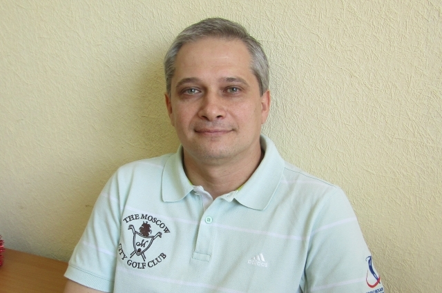 Начальник отдела информационных технологий Юрий Елагин.