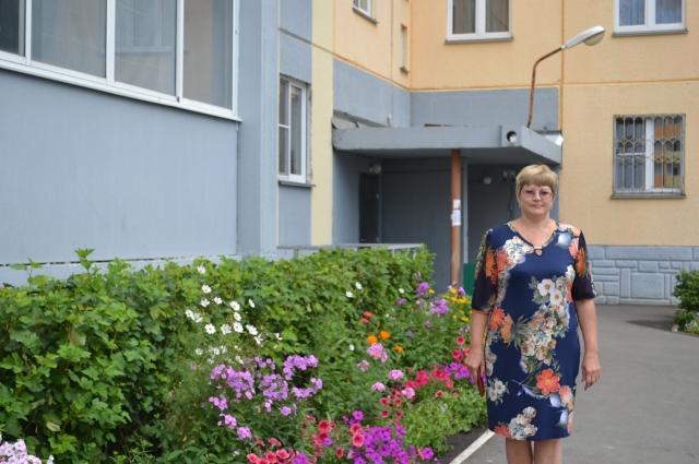 Надежда Катаева уверена, что без помощи сотрудников и понимания горожан, такого порядка достичь невозможно.