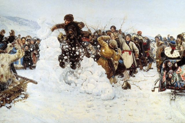 Картина В.И. Сурикова