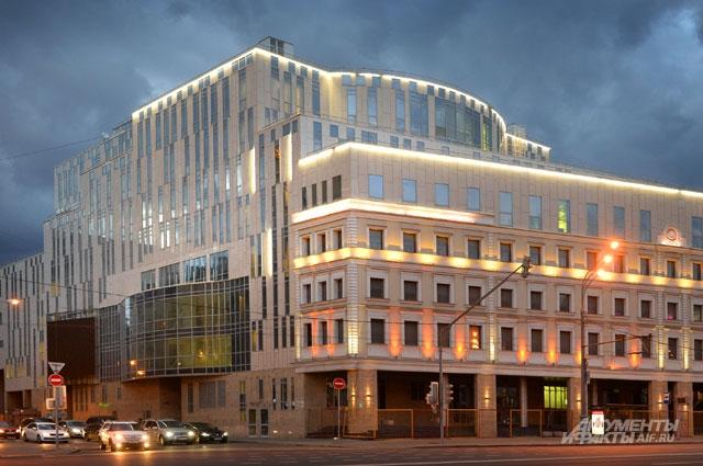 Собянин помог завершить строительство и модернизацию Новой сцены на Сухаревке.