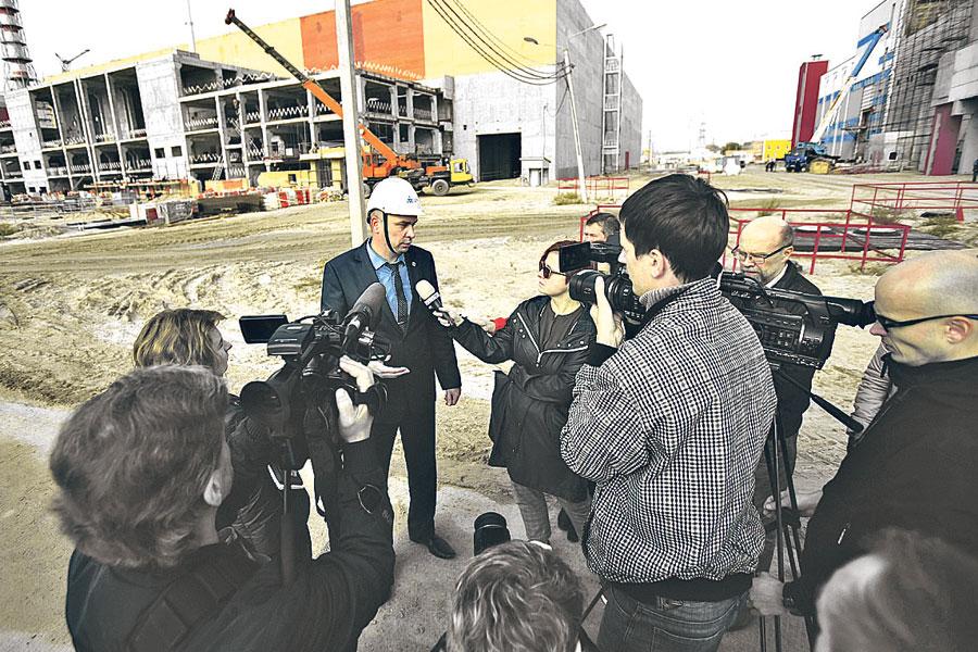 20 миллиардов рублей, которые будут вложены в строительство КП РАО, — это инвестиции в безопасность.